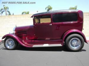 1929 Ford Sedan Delivery Custom Show Car